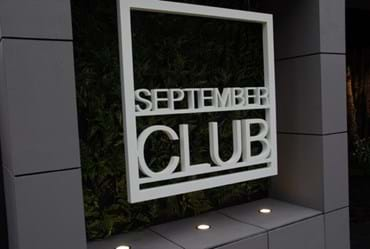 MCG | MELBOURNE TURF | SEPTEMBER CLUB