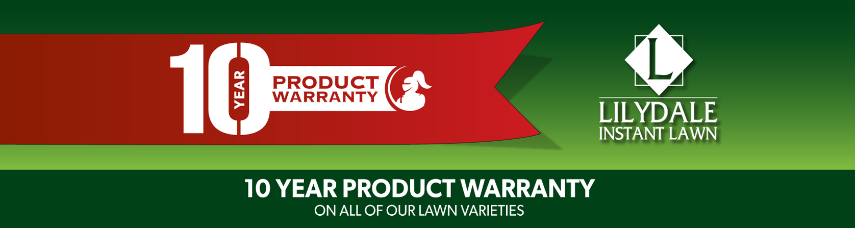 Sir Walter 10 Year Warranty