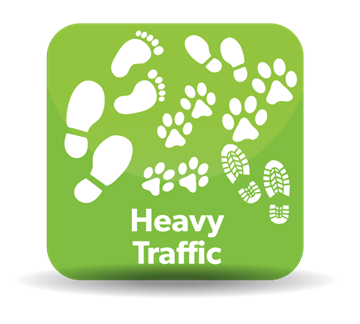 Heavy Traffic Use