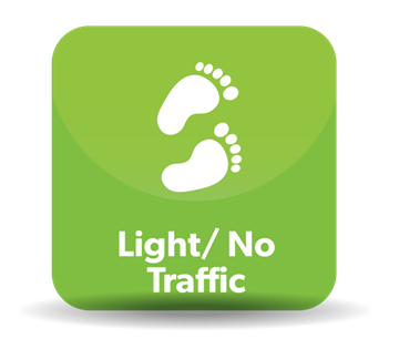 No Traffic/ Light Traffic